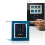 La gestione della temperatura permette anche di impostare scenari particolari per determinati eventi o fasce orarie